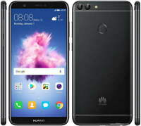 "New Huawei P Smart 2017 32GB Black Android 8 WIFI 5.65"" 3GB Ram 13MP Unlocked"