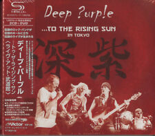DEEP PURPLE-... TO THE RISING SUN...-JAPAN 2 SHM-CD+DVD BONUS TRACK Ltd/Ed T48