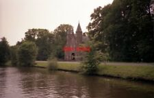 PHOTO  NETHERLANDS ON RIVER VECHT 1991 VIEWS ON THE RIVER