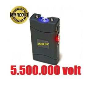 Lampe LED de poche Shocker Electriques 5500 KV defense A lire attentivement: