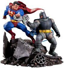 Batman Superman DC Collectibles The Dark Knight Returns: Superman Vs. Batman Sta