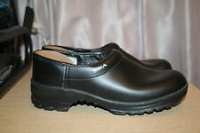 SIKA Safety Shoe 125 Comfort Closed Clog Black Size 40 Gently Worn