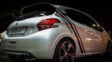 Peugeot GTI Hoonigan Decals x2