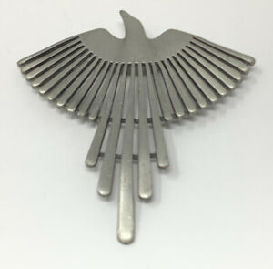 "Vintage JJ 1988 Thunderbird/Phoenix Brooch 2 13/16"" X 3"" (B)"