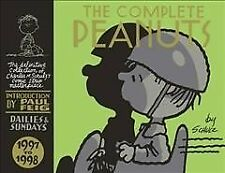 Complete Peanuts 1997-1998 : Volume 24, Hardcover by Schulz, Charles M., Like...
