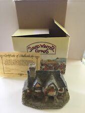 David Winter Cottages Hog'S Head Beer House 1985