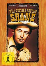 MEIN GROSSER FREUND SHANE (Alan Ladd, Jean Arthur, Jack Palance) NEU+OVP