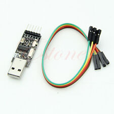 TTL USB2.0 To 6Pin CH340G Converter for STC PRO Instead of CP2102 PL2303