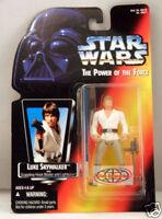 Star Wars POTF Luke Skywalker Figure Long Saber Kenner 1995
