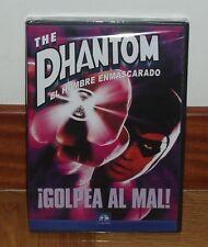 THE PHANTOM - EL HOMBRE ENMASCARADO - DVD - NUEVO - PRECINTADO - AVENTURAS
