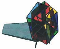 Stained Glass Supplies - Clarity Kaleidoscope Kit