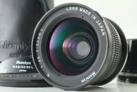 【TOP MINT+++ w/ Case】 Mamiya N 50mm f4.5 L Lens For Mamiya 7 & 7II Japan Y283