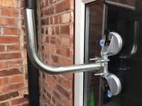 SATELLITE DISH BRACKET MOUNT KIT FOR WINDOW TRUCK COURT APARTMENTS FLATS 250MM
