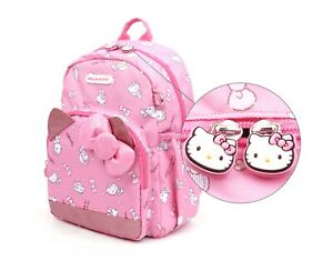 Hello Kitty Cute Picnic Ribbon Pink BackPack