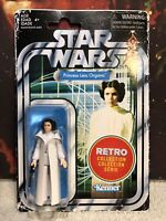 Kenner Star Wars Action Figure Retro Collection MOC Princess Leia Organa