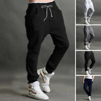 Estrechos para Hombre Pantalón de Chándal Entallado Chandal Correr Pantalones
