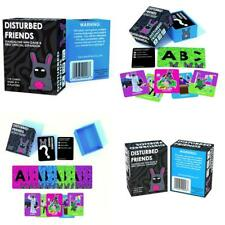 Card Games Disturbed Friends Worst Play Party Game Adult Children Prank Toys USA