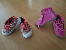 Baby Schuhe Gr 22 Halbschuhe 2 Paar Schuhe