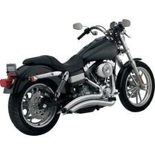 Vance & Hines Big Radius 2-into-2 Performance Exhaust System Harley Chrome 26037