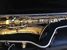 Selmer Mark VII   tenor saxophone with high F#. Full service