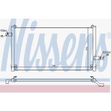 Nissens Kondensator, Klimaanlage Subaru Forester 94847 Subaru Forester SF