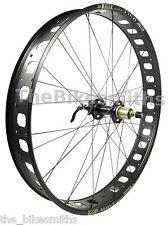 "Sun Ringle MULEFUT 80SL 26 x4.0"" Fat Bike REAR WHEEL 170mm Tubeless Foot 10speed"