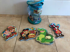 Jake and the Neverland Pirates – 4 Bath Puzzles