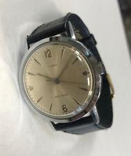 1965 Timex Self-Wind Men's Watch Running