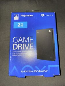 Seagate 2TB Storage Game Drive Sony PlayStation 4 ‼️MAJOR SALE‼️
