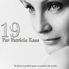 PATRICIA KAAS - 19  CD NEU