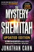 THE MYSTERY OF THE SHEMITAH - CAHN, JONATHAN - NEW PAPERBACK