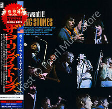 Got Live If You Want It (Jpn Lp Sleeve) (Limited Edition) (Dsd Mastering) [IMPORT] by Rolling Stones (Universal)