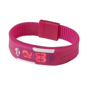 Pink Glow Watch