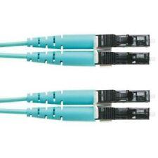 Panduit LC-LC Patch Cable Multi-mode OM3 1.6mm 10GIG LSZH Duplex Aqua 3m