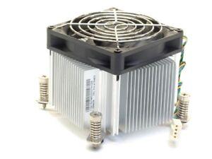 CPU Disipador de Calor Aluminio Zócalo 775 Ventilador Enfriador 4pin Lenovo