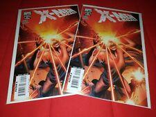 X-Men Legacy #214 1st Appearance of Miss Sinister Marvel Sept 2008 2 Copy Lot