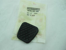 NEW Genuine OEM Honda Brake / Clutch Pedal Rubber Cover 46545-SA5-000