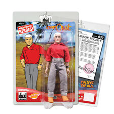 Jonny Quest Mego Style Action Figures Series 1: Race Bannon