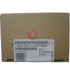 New Siemens 6ED1052-2CC00-0BA6 LOGO! 24O, 8DE(4AE)/4DA, 200 BLOCKS, in Box