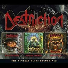 DESTRUCTION - THE NUCLEAR BLAST RECORDINGS [CD]