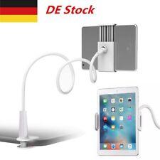 360º Tisch Tablet Halter Halterung Schwanenhals Ständer für iPad iPhone Samsung