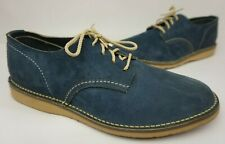Red Wing Heritage Men's 3305 Weekend Oxford Work Shoe Blueberry Blue Size 9 D