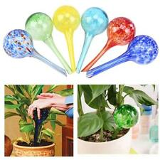 Automatic Glass Bulb Plant Watering Waterer Garden Flower Houseplant
