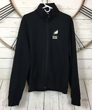 Sony Pictures Releasing AFTER EARTH Full Zip Black Sweatshirt Size XL Made in US