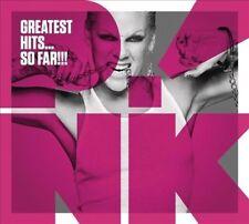Greatest Hits: So Far [Clean] [Digipak] by P!nk (CD, Nov-2010, Jive)
