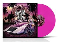 DIAMOND KOBRA - The Arrival | Neon Pink Vinyl | Synthwave - Darksynth