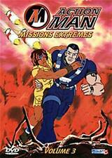 DVD ENFANT - ACTION MAN MISSIONS EXTREMES VOL 3