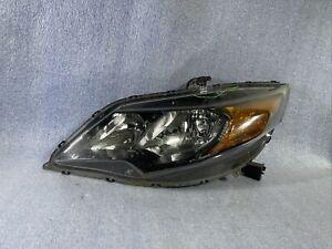 2014-2015 Honda Civic Coupe Headlight Left side OEM Used