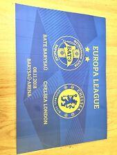 Bate Borisov V Chelsea FC Europa Liga ventiladores Badajo 08.11.18