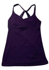 Lululemon Top Size S Purple Activewear